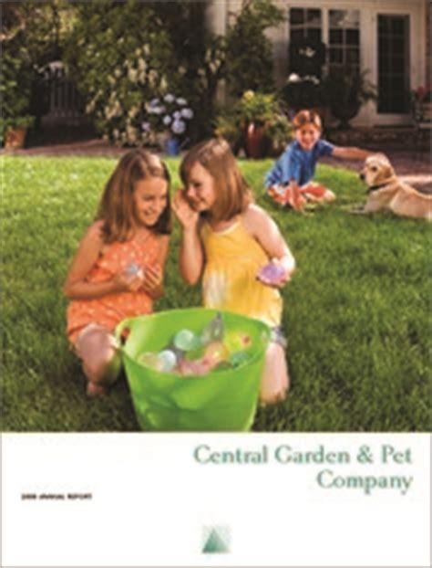 central garden and pet central garden pet company annualreports