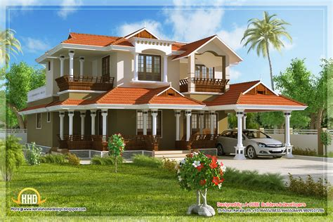 Indian Style Home Plans by Indian Style Two Story House Plans