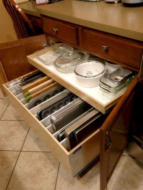 Kitchen Organization Ideas Budget by 40 Smart Kitchen Organization Ideas On A Budget