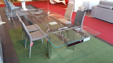 tavolo cristallo calligaris offerta tavolo calligaris tower tavoli a prezzi scontati