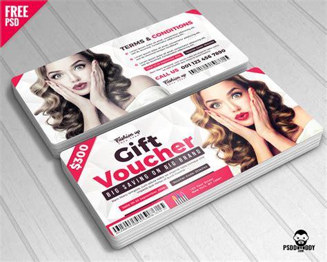 discount voucher design template psddaddycom