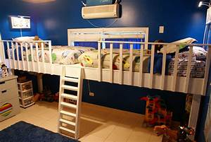 free do it yourself loft bed plans Quick Woodworking