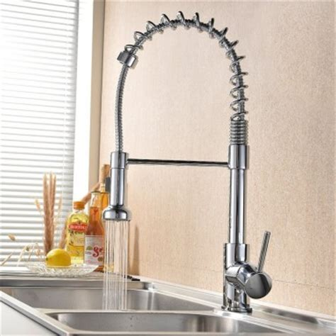 Swivel Spring Kitchen Sink Taps,Kitchen Taps With Pull Out