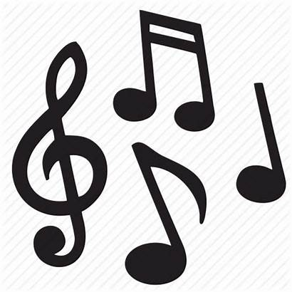 Melody Icon Song Sound Icons Notes Musical