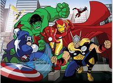 Disney lanza el Súper concurso Marvel Universe