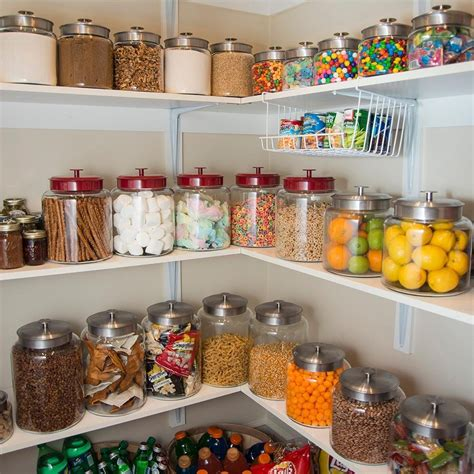 glass kitchen storage pantry organization tips why glass is better baby to 1236