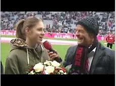 FC Bayern ehrt U17 Europameisterinnen in der Arena YouTube