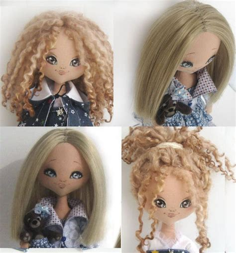 cloth doll patterns   listing soft doll pattern