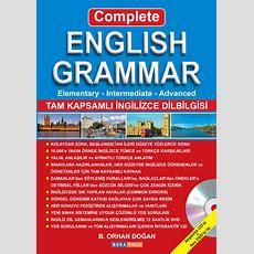 Complete English Grammar  D&r  Kültür, Sanat Ve Eğlence Dünyası