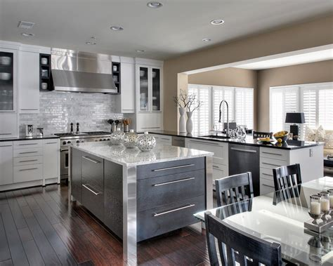 Modern Kitchens in MD, DC & VA   Contemporary Kitchens in