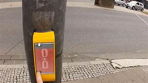 Traffic light that lets you play pong with person on the for Traffic light that lets you play pong with person on the other side officially installed in germany