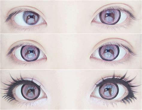 Big Anime Eyes Kawaii Dark Vire Via Tumblr Image 907291 By Korshun On