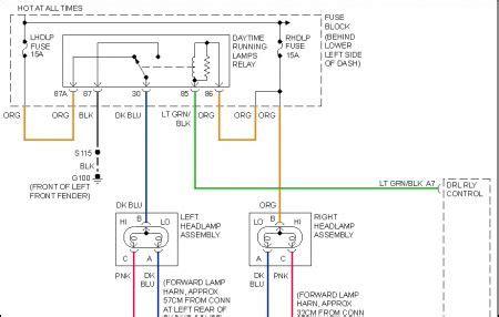 2003 Pontiac Sunfire Wiring Schematic by 1999 Pontiac Sunfire Headlight Wiring Best Site Wiring