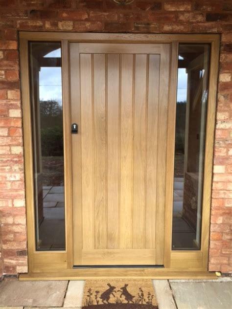 timber entrance doors high performance windows