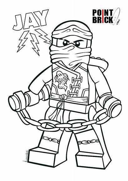 Ninjago Coloring Ninja Pages Golden Getdrawings