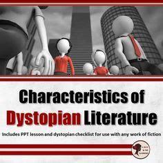 teaching dystopian literature images teaching