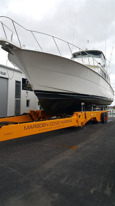 Boat Haul Out Prices by Boat Haul Out R Hardstand Facility Marsden Cove Marina