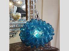 Grape Glass Table Lamp Best Seller
