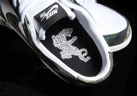nike sb dunk camo legion green sneakerfiles