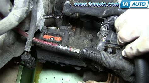 install replace transmission shift solenoid