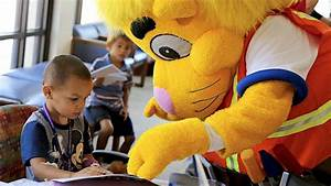 Birthday fun for patients at LLU Children's Hospital ...