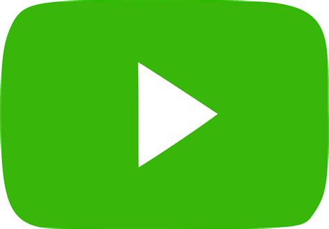 12027 green play button png pin gallery green on
