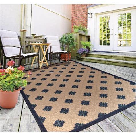 nourison aloha indooroutdoor navy rug     shipping today overstock
