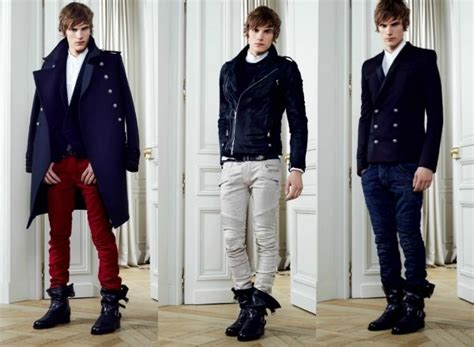 Edgy Trendy Men Clothing Glam Rock Google Search