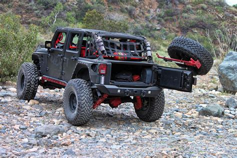Rebel Off-road Jeep