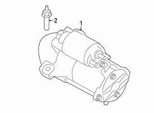 Ford Edge Starter Motor  Liter  Interceptor  New