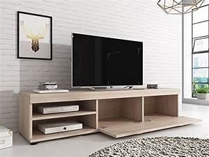 Tv Schrank Sonoma Eiche : tv m bel konsole tisch schrank elsa 140 cm licht eiche sonoma smash ~ Frokenaadalensverden.com Haus und Dekorationen