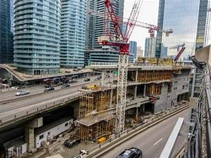 First Tower Floor Taking Shape at Tridel's Ten York ...
