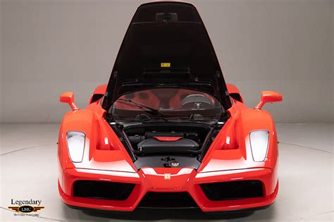 True to its name, the ferrari 812 superfast is the italian company's most agile offering to speed lovers all over the world. 2003 Ferrari Enzo-Ultra-Rare Rosso Scuderia, Brand New, With Only 353 Miles!