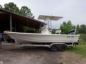 2004 21 U0026 39  Sea Pro Sv 2100 Bay Boat  Cc