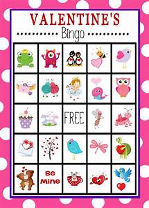 best 25 valentine bingo ideas on pinterest hearts card With kids bingo template