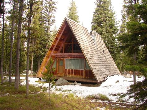 a frame cabins 17 best images about triangle house on chalets