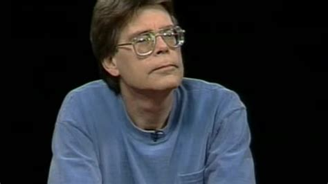 stephen king charlie rose