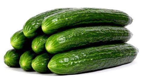 sap met komkommer