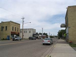 Rice  Mn   Main Street Photo  Picture  Image  Minnesota