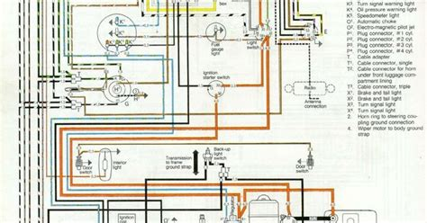 Beetle Wiring Diagram Beetles
