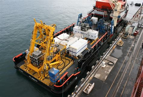 Projects | AES | The Element in Offshore & Subsea Engineering
