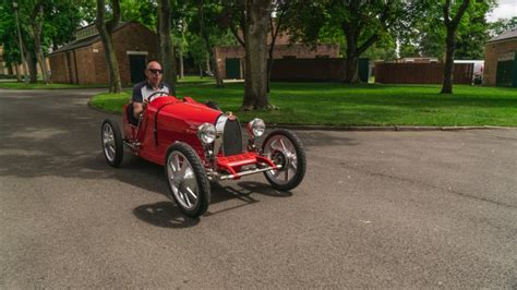 While the original bugatti baby was a 50% scale version of the car that brought automobiles ettore bugatti to fame in the 1920s, the bugatti baby ii offers more in terms of size and considerably more. Bugatti Baby II official images Photo Gallery | Autoblog