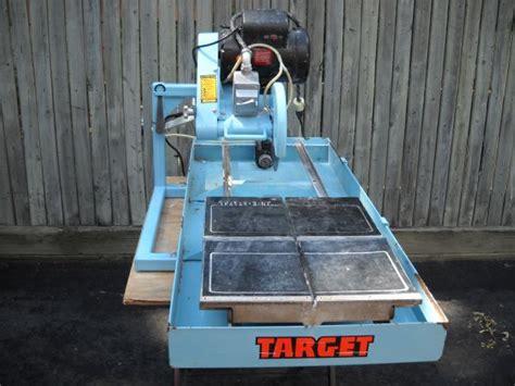 target tile saw tilematic question ceramic tile advice forums