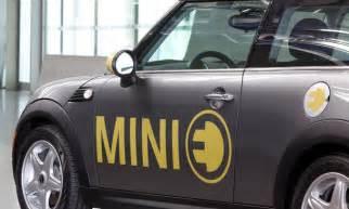mini cooper elektro elektro mini 2014 neuer mini cooper als elektroauto geplant autozeitung de