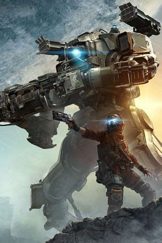 Tons of awesome titanfall 2 wallpapers to download for free. LD153 New Titanfall 2 Hot 2016 game Poster 24x36 inch | Mech in 2019 | Game art, Titanfall game ...