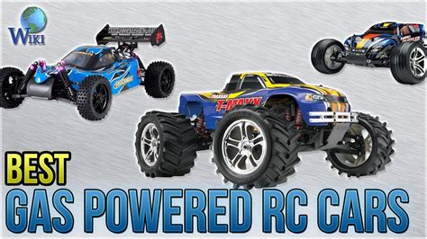 8 Best Gas Powered Rc Cars 2018 Youtube