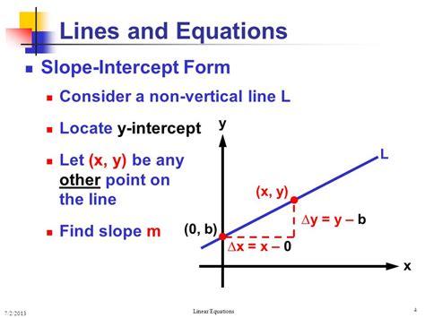 equations  lines equations  lines