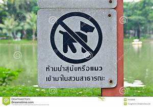 No Dog And Cat Sign Royalty Free Stock Image - Image: 19428966