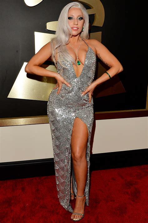 Lady Gaga's Grammys 2015 Outfit Pretareporter