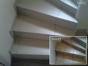 Rénovation de sols et escalier en carrelage à Rennes et en Ille et Vilaine (35)